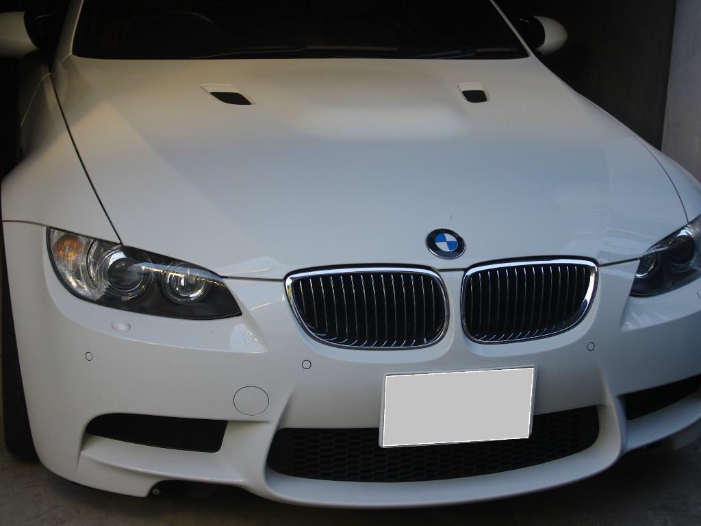 FotorCreated 2 - 【BMW】サーキットを凌駕するモンスターM3のガラスリペア