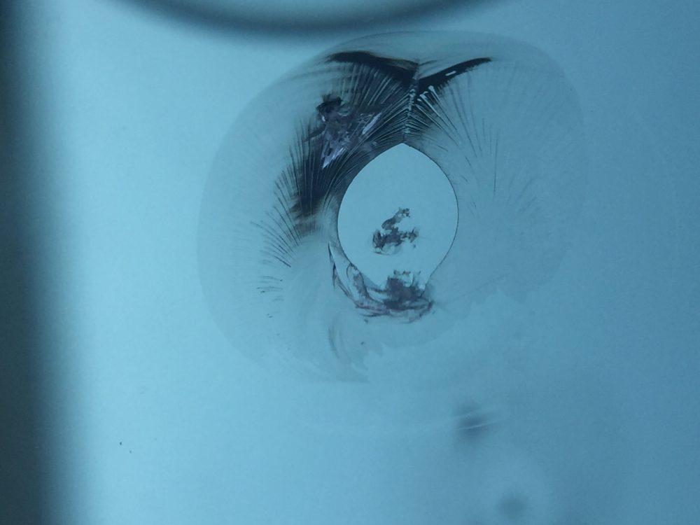 IMG 4544 e1490676543582 - 即答でガラス交換のドーナツ型ヒビだけど即答でリペアします。
