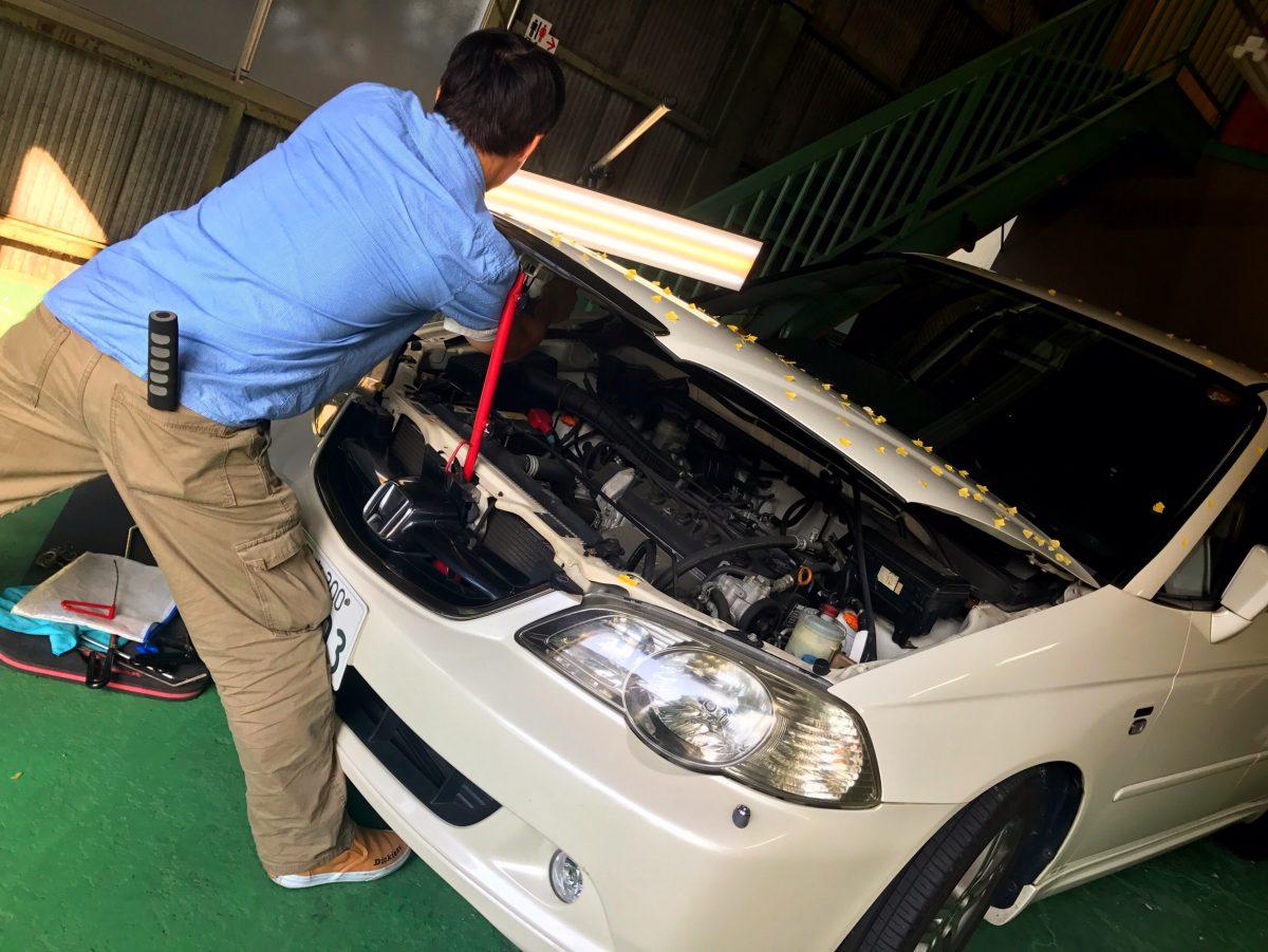 IMG 5805 e1505036663394 - 輸入車のリペアはお任せ下さい。雹害車修理と並行してお受けしています。