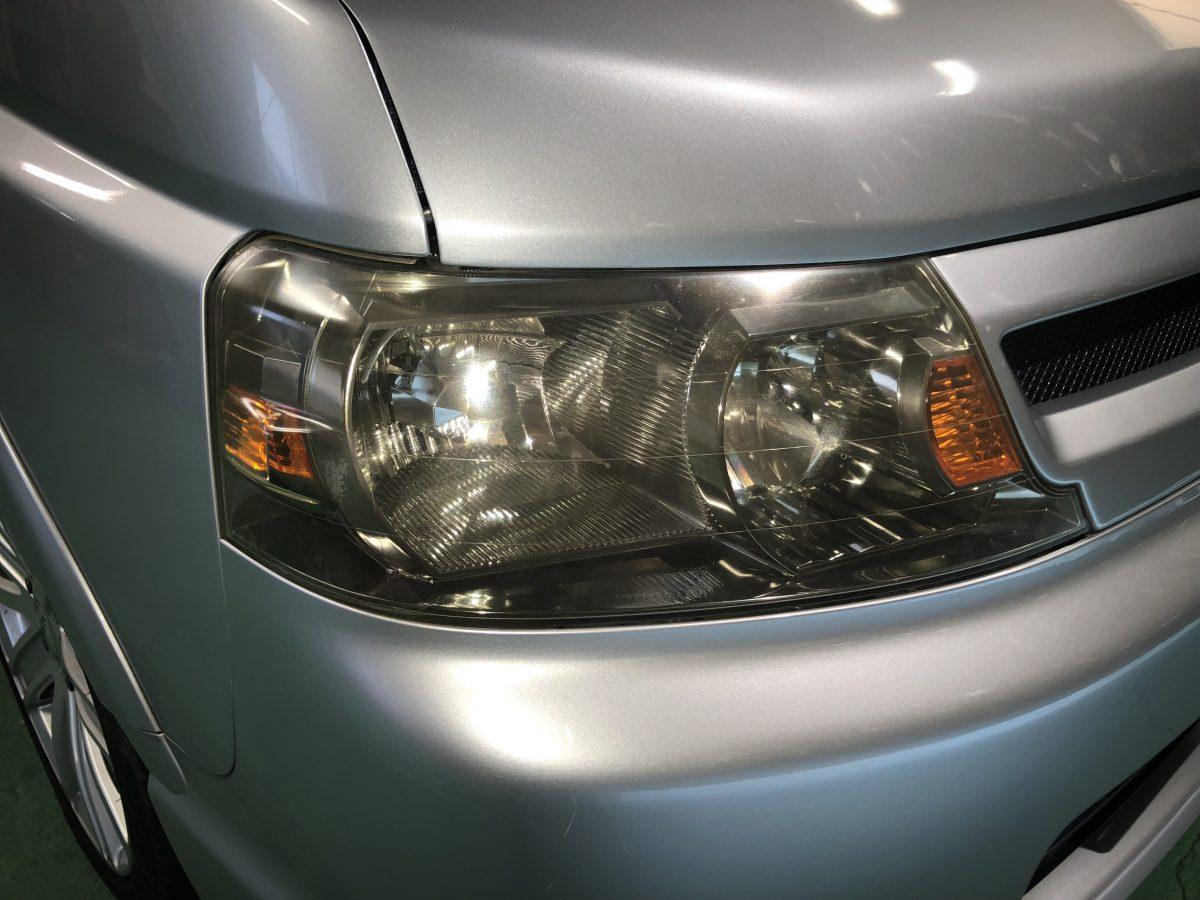 IMG 5267 e1511167116964 - 同じ車種でも型が古いライトがキレイになる訳/ステップワゴン