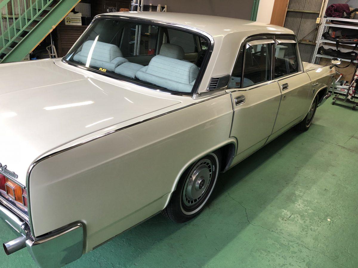 IMG 6514 e1519124932173 - ノスタルジーな旧車のガラスリペアをマッタリと味わう