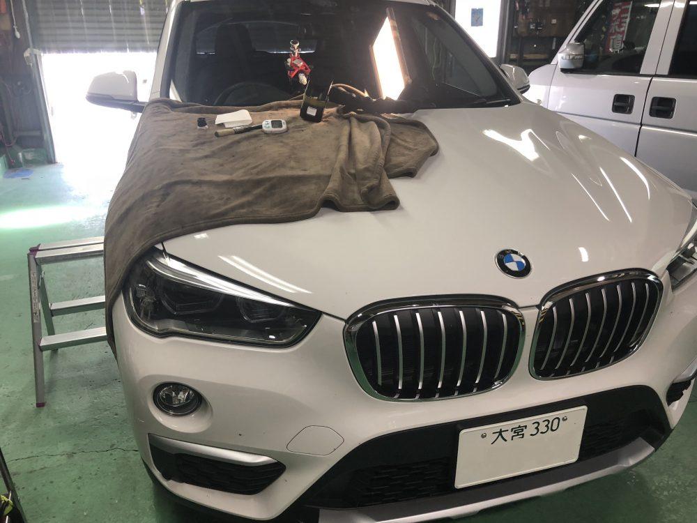 IMG 7909 1 e1533621755369 - ドイツ車の飛び石はフロントガラスリペアで高額負担を回避する