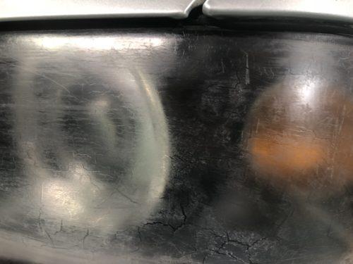 IMG 8462 - 【BMW】失敗は成功のもとじゃないヘッドライト磨き2