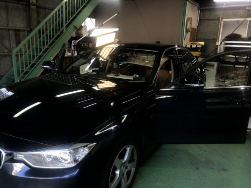 IMG 4828 - 【BMW】ルーフのビッグデント/大いなる可能性はあるのか