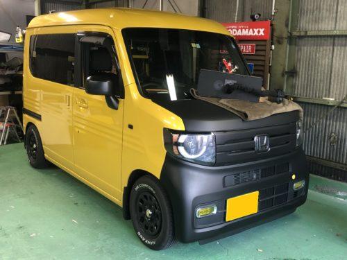 IMG 6538 1 - 【ウエイク・Nシリーズ】軽自動車のガラスリペア