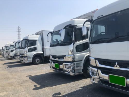 IMG 2594 1 - トラックの飛び石も高い技術のフロントガラスリペアで経費削減
